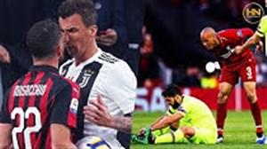 درگیری ها و خشونت های فوتبال در فصل 19-2018