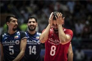 والیبال ایران و یک گام تا شیکاگو