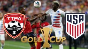خلاصهبازی آمریکا 6 - ترینداد و توباگو 0 (جام طلایی کونکاکاف)