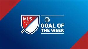 برترین گلهای هفته لیگ MLS