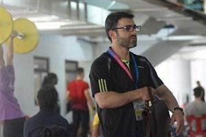 برخواه: به المپیکی شدن سهراب مرادی امیدوارم