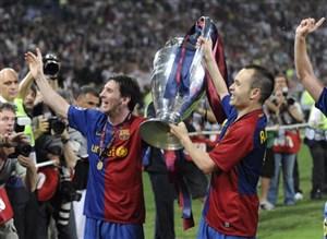 لحظات به یاد ماندنی لیونل مسی در بارسلونا