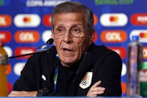 تابارز: سنت فوتبالی اروگوئه را به نمایش گذاشتیم