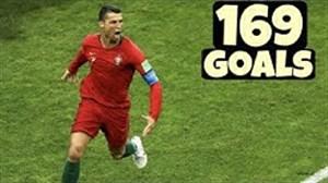 تمام 169 گل جام جهانی 2018 روسیه (قسمت2)
