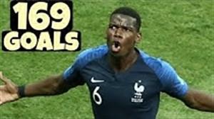 تمام 169 گل جام جهانی 2018 روسیه (قسمت1)
