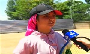 زنجان میزبان مسابقات تنیس کاپ آزاد کشور