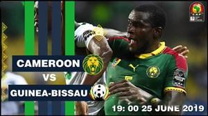 خلاصه بازی کامرون 2 - گینه 0 (جام ملتهای آفریقا)