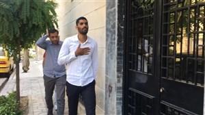اختصاصی :محمد انصاری در جلسه سرنوشت ساز با عرب