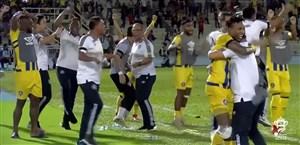 ضربه آزاد باورنکردنی در نیمه نهایی جام حذفی مالزی