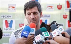 باقری: بازیکنان تیم ملی نباید زود عصبانی شوند