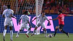 گل محمدصلاح بهترینگل شب گذشته جام ملتهای آفریقا