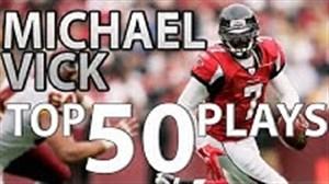 50 بازی باور نکردنی از مایکل ویک در فوتبال آمریکایی