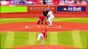 ضربات غیرقابل مهار هفته در لیگ بیس بال