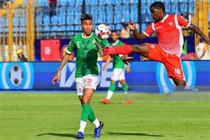 خلاصه بازی ماداگاسکار 1 - بوروندی 0(جام ملتهای آفریقا)