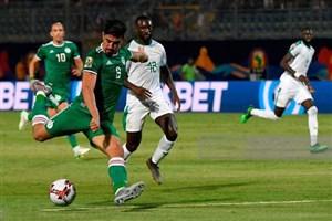 خلاصه بازی سنگال 0 - الجزایر 1(جام ملتهای آفریقا)