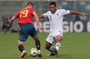 خلاصه بازی اسپانیا 4 - فرانسه 1 (زیر 21 سال اروپا)
