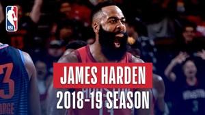 بهترین لحظات جیمز هاردن در NBA