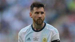 عملکردهای خوب مسی در تیم ملی آرژانتین
