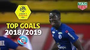3 گل تماشایی تیم استراسبورگ در لوشامپیونه 19-2018