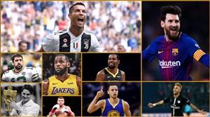 برترین ورزشکاران جهان با بالاترین میزان دستمزد