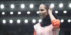 بدمینتونباز ایرانی در جمع 4 بازیکن برتر