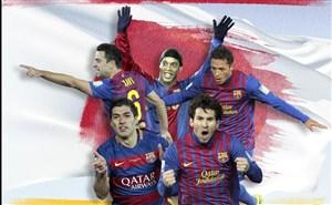 برترین گل های بارسلونا در کشور ژاپن
