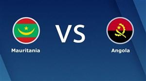 خلاصه بازی موریتانی 0 - آنگولا 0 (جام ملت های آفریقا)