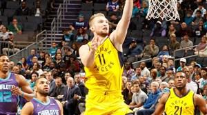 10 حرکت برتر دومانتاس سابونیس در فصل 19-2018 NBA