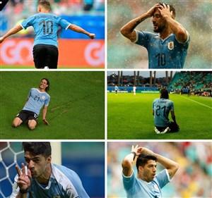 بار دیگر جنجال VAR؛ سه گل مردود برای اروگوئه