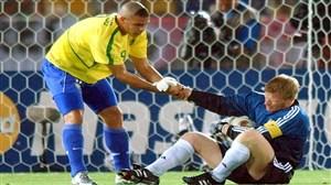 سالروز قهرمانی برزیل در جام جهانی 2002 با شکست آلمان