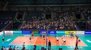 خلاصه والیبال لهستان3 - پرتغال 0(لیگ ملتهای والیبال)
