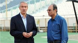 فوتبال ایران چند قدم تا مرز تعلیق فاصله دارد