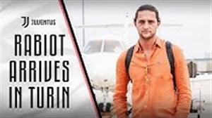 پرواز آدریان رابیو به تورینو رسید