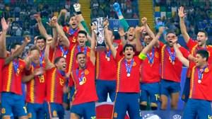 مسیر قهرمانی تیم زیر 21 سال اسپانیا در یورو 2019