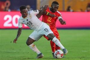 صعود غنا و کامرون به دور بعدی جام ملت های آفریقا