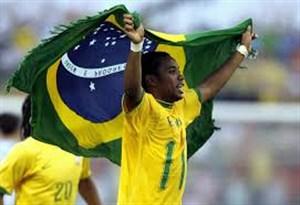 بازی خاطره انگیز برزیل - آرژانتین (فینال کوپا 2007)