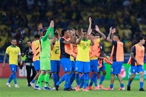غم و شادی های پس از بازی برزیل - آرژانتین