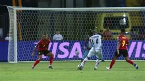 گل هایدارا به آنگولا بهترین گل شب گذشته جام ملتهای آفریقا