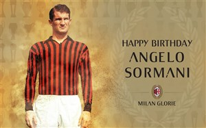 تبریک آثمیلان به مناسبت تولد اسطوره این تیم؛ آنجلو سورمانی