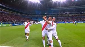گل دوم پرو به شیلی (یوشیمار یوتون)