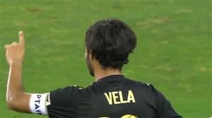 گل فنی کارلوس ولا در لیگ MLS