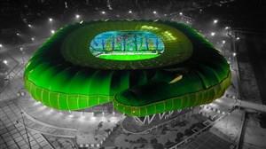 نگاهی به استادیوم فوق العاده زیبای تمساح آرنا در ترکیه