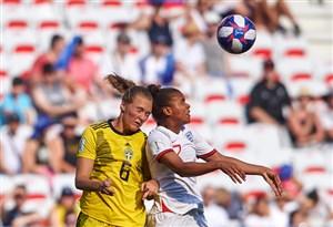 با شکست انگلیس؛ سوئد در رتبه سوم جام جهانی زنان