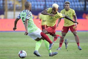 خلاصه بازی نیجریه 3 - کامرون 2 (جام ملتهای آفریقا)