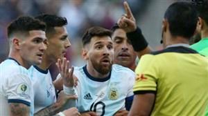 عملکرد لیونل مسی در مقابل تیم ملی شیلی