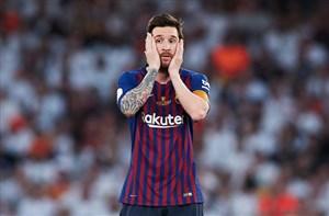 خوش بینی بارسلونا به شرایط لیونل مسی و سوارز
