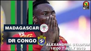خلاصه بازی ماداگاسکار 2 - کنگو 2 + پنالتی