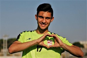مهاجم تیم امید، اولین گلزن روز مهم یادگار