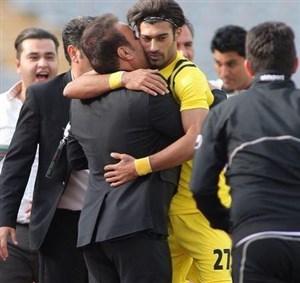 پس گردنی فرهاد کاظمی ؛ چگونه فوتبالیست بشویم
