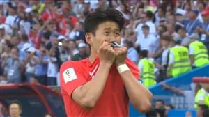تبریک فیفا به مناسبت تولد سون هیونگ مین